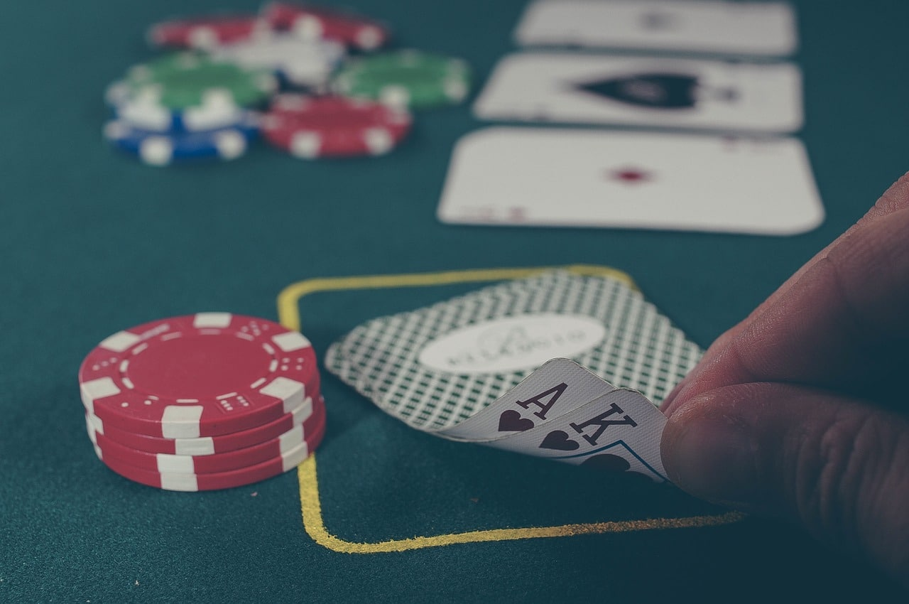 online casino games blackjack