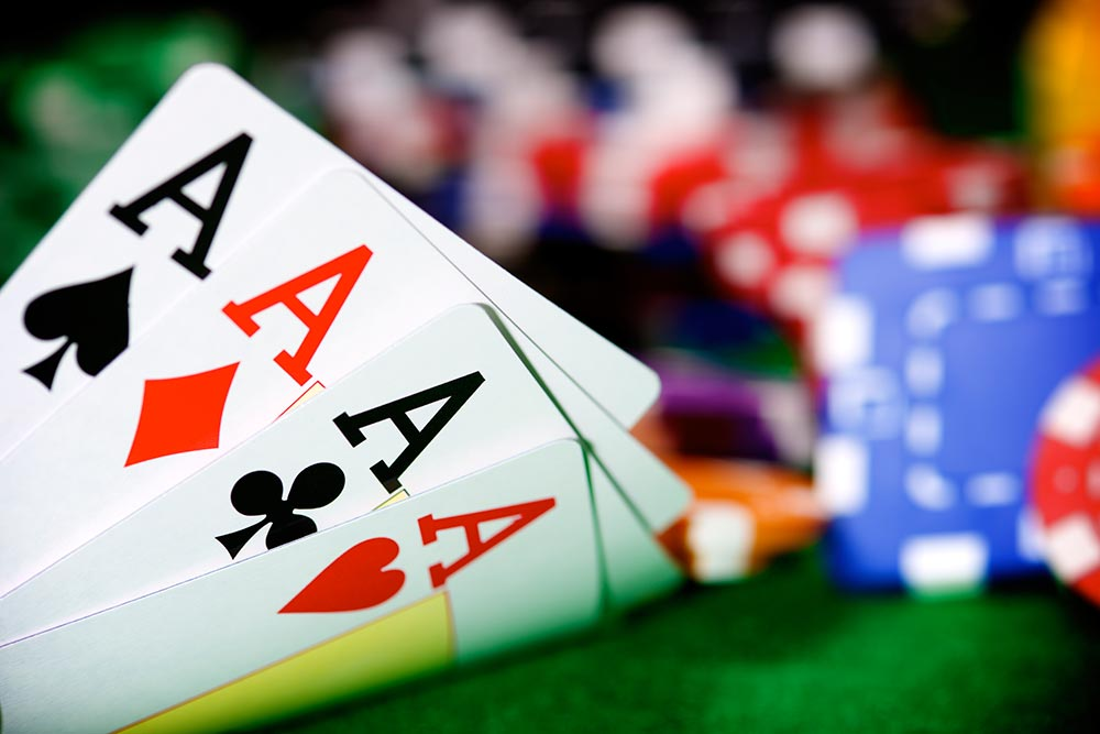 gambling poker site