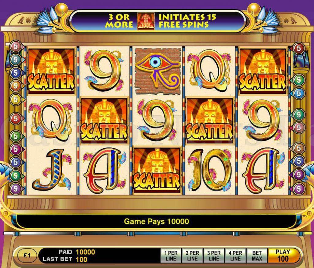 10x slot machine online